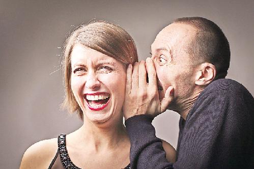 笑声或能开启一段新关系