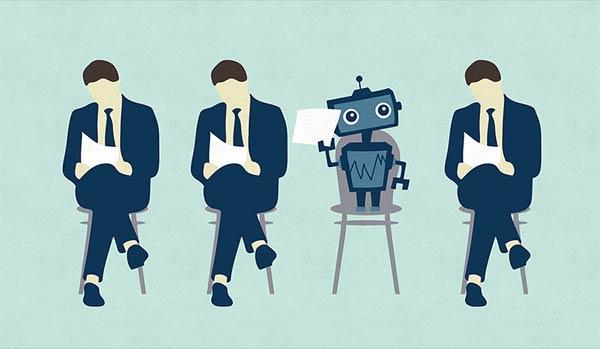 """八大职业将遭机器人""""抢饭碗"""""""