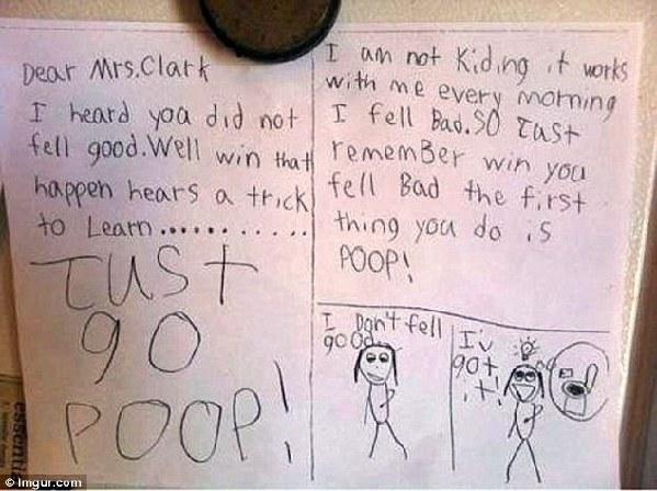 孩子们写给大人的爆笑信件[1]