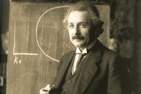 爱因斯坦最爱的5本书