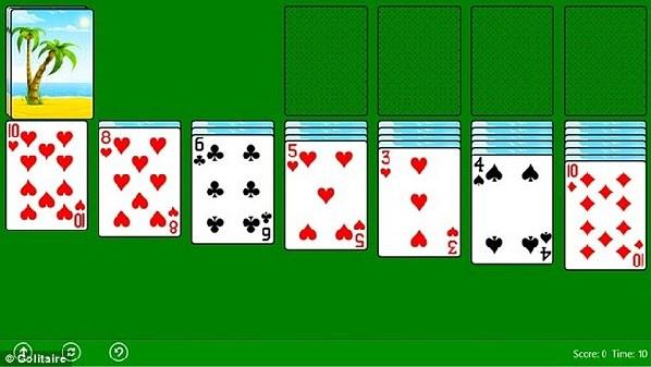 你造吗?纸牌和扫雷其实是教学游戏