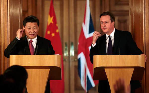 中英联合宣言双语全文