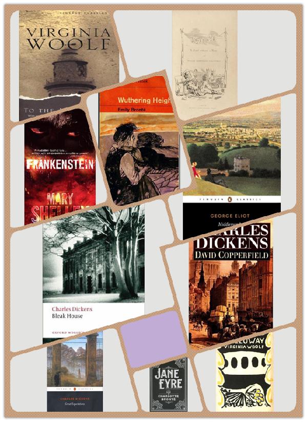 BBC评出最经久不衰的10部经典英国小说