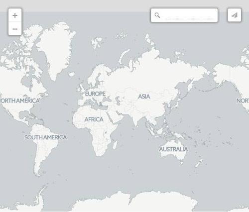 七幅地图带你从七个角度看世界[1]