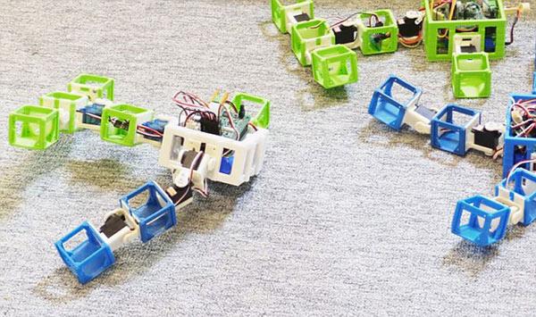 荷兰诞生首个机器人婴儿 机器人也可交配生子