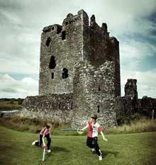 苏格兰城堡和历史名宅-英语点津