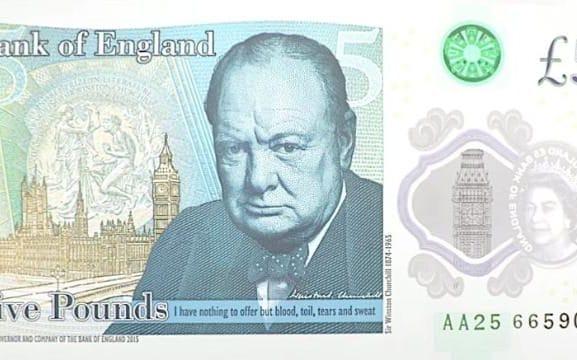 新版5英镑钞票有一个重大语法错误…你发现了吗?