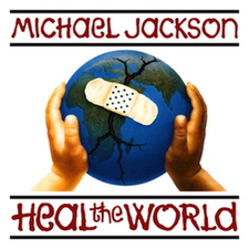Michael Jackson-Heal the world