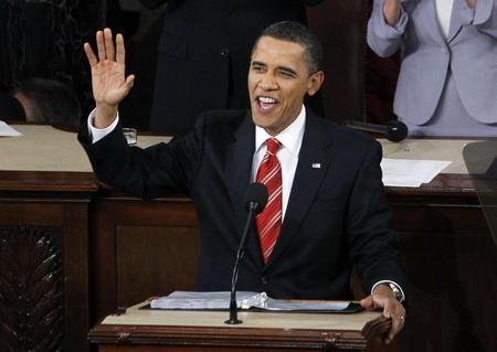 奥巴马演讲视频图片