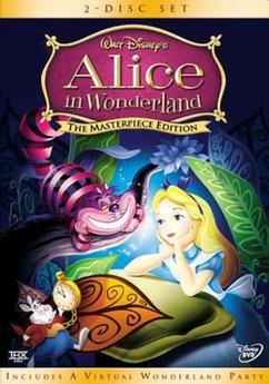 《爱丽丝梦游仙境》主题曲:Alice
