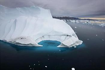 arctic ice melting faster than predicted