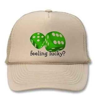 Luck hat 幸运帽