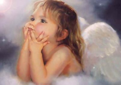 Gloria's picture 天使的照片