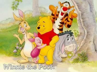 Winnie the Pooh 小熊维尼的人生哲学
