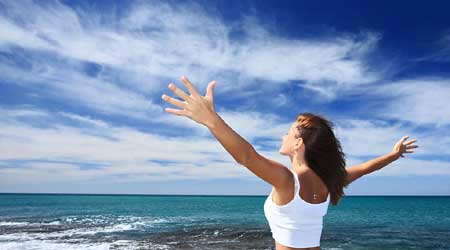 I am nature's greatest miracle. 我是自然界最伟大的奇迹