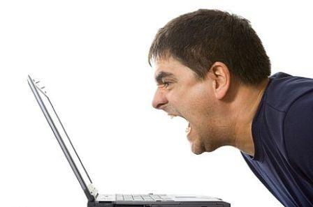 """网页打开太慢导致""""网怒"""""""