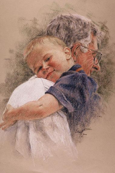 对祖父的甜蜜回忆