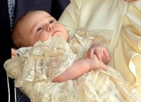 Royal baby christening breaks with tradition