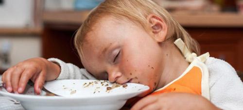 """吃到想睡的""""饭气攻心"""""""