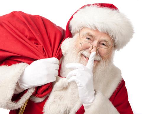 圣诞老人确有其人吗?