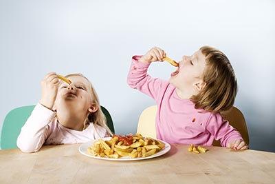 """英语""""吃""""法有多种 不能总是用EAT"""