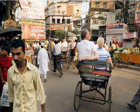 骚扰事件不断 印度将推出游客专用安全车厢