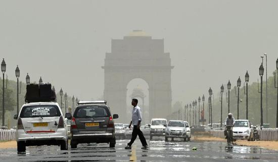 印度高温:热浪因何而起?何时结束?