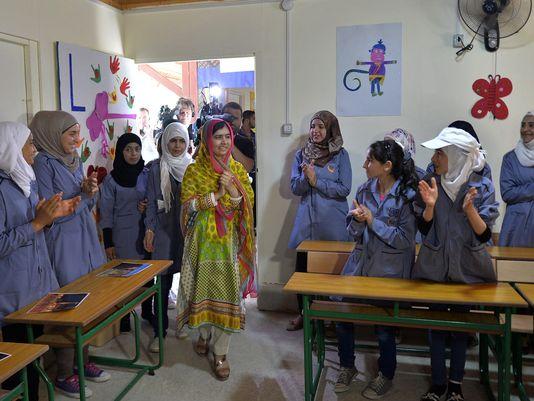 马拉拉成人礼:开办难民女校免費新注音打字練習軟體