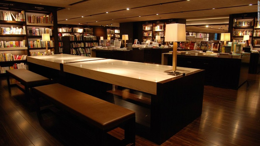 CNN评全球最酷18家书店