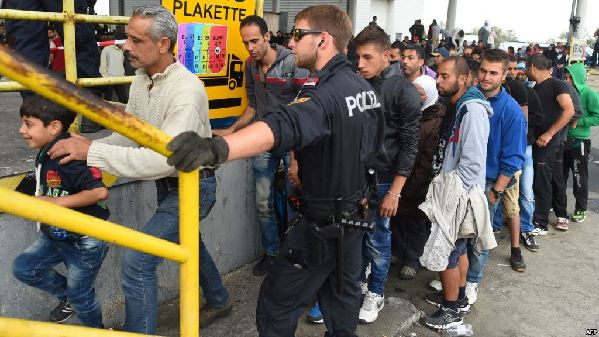 Refugee Tide to Austria Slows