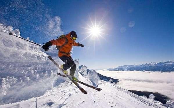 下雪的季节为你奉上最全滑雪词汇