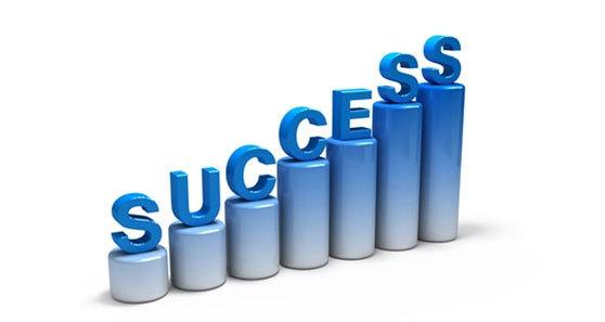 励志文欣赏:成功就在彼岸