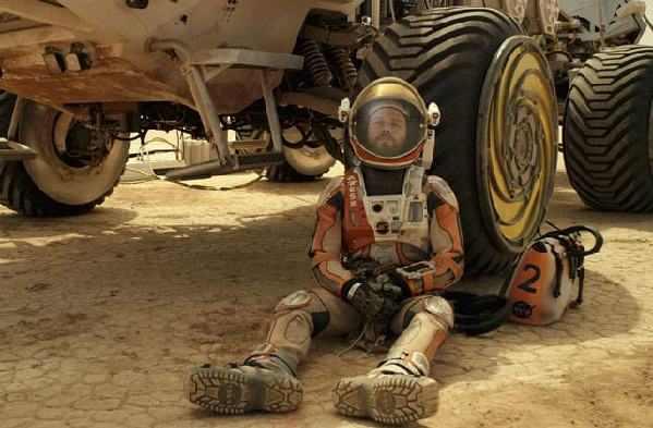 电影《火星救援》里的经典台词