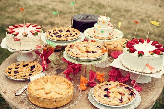 """吃货看过来:8个与""""馅饼蛋糕""""相关的习语"""