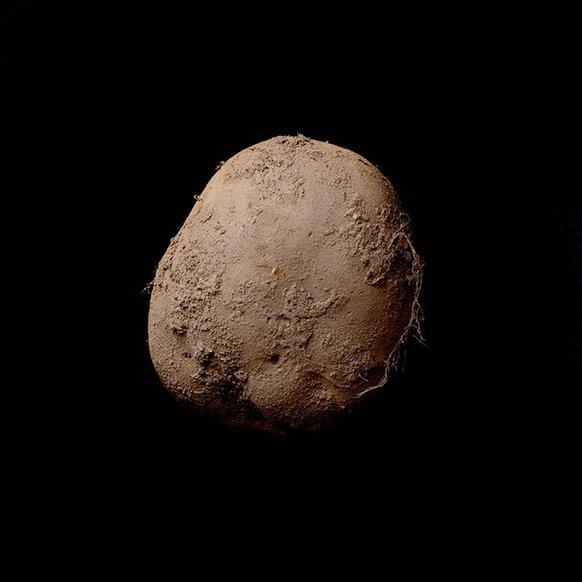 这张土豆照卖了100万欧元