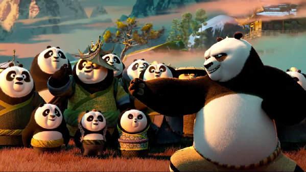 《功夫熊猫3》的良心翻译