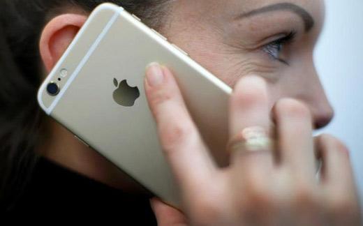 苹果手机销量首次下滑