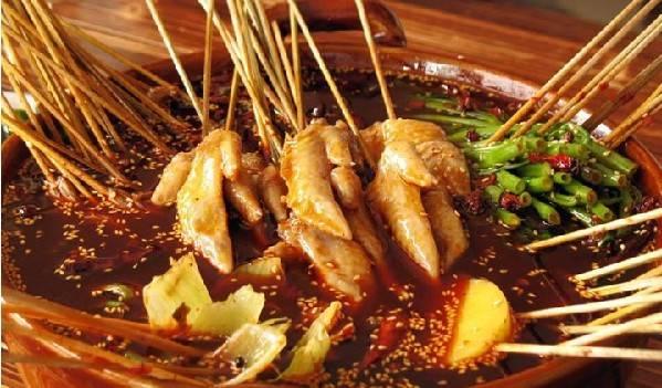 西安小吃街_Tip Talk: 国人最爱的街头小吃