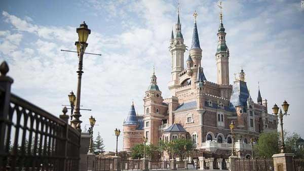 上海迪士尼精彩项目介绍