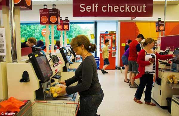 超市排队时间长?生活妙招来帮忙!