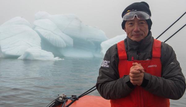 航海家郭川挑戰世界紀錄 在夏威夷海域失蹤