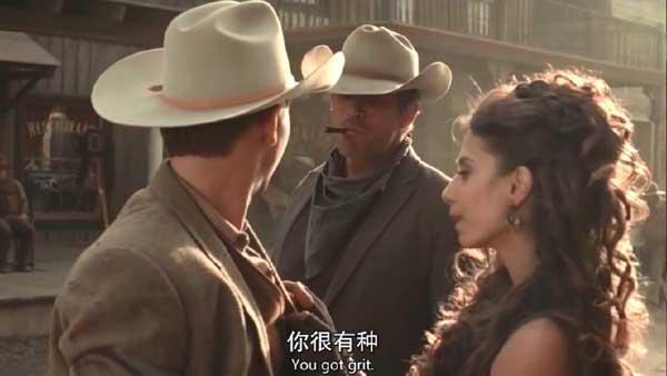 《西部世界》S01E03追剧笔记:你很有种啊