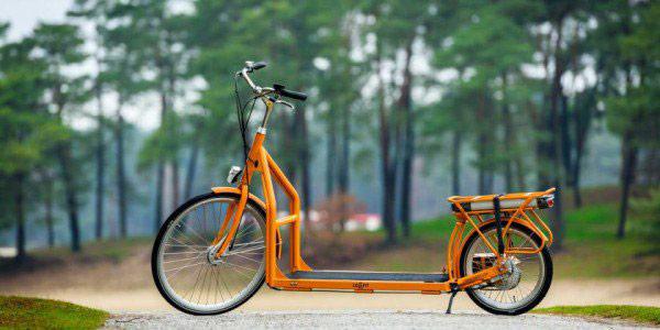 你以为这是单车?其实它是台跑步机