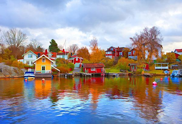 """环保太给力 瑞典已实现""""零垃圾"""""""