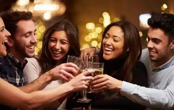 新年戒酒一个月?
