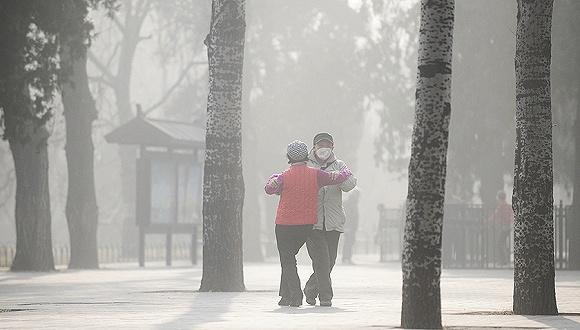 欧美雾霾致命性约为中国城市27倍