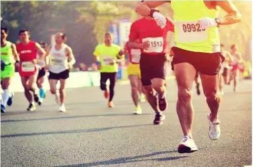 研究:跑马拉松伤肾
