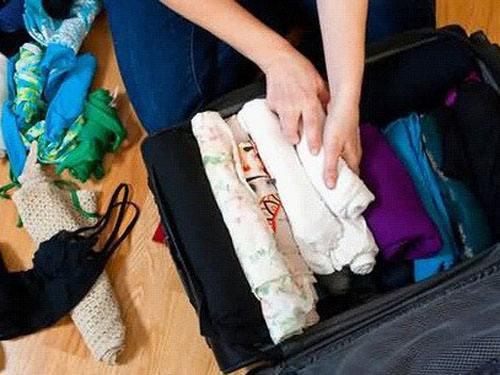 行李箱打包小窍门 帮你装装装