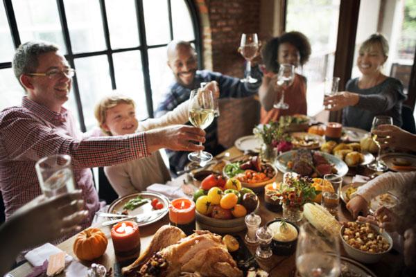 原来感恩节除了吃火鸡和买买买,还有这么多传统