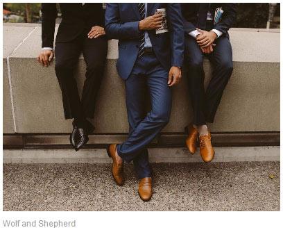 穿得像绅士的9条黄金法则
